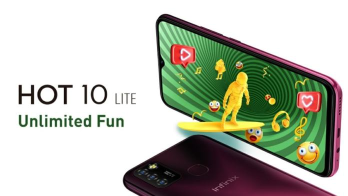Infinix Hot 10 Lite pros and cons