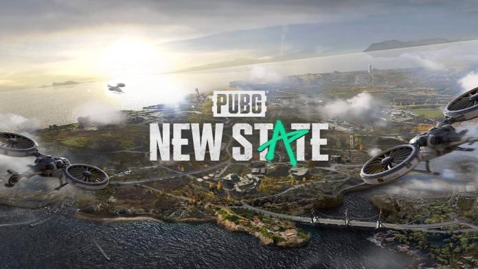 PUBG New State announced