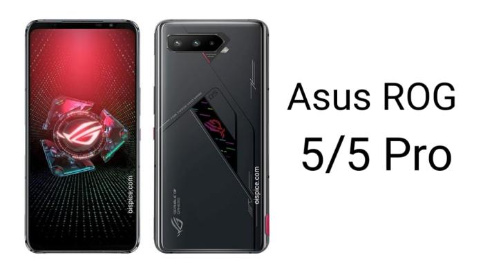 Asus ROG Phone 5 and 5 Pro