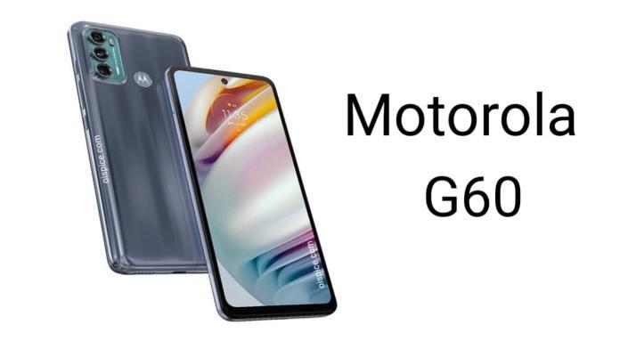 Motorola Moto G60