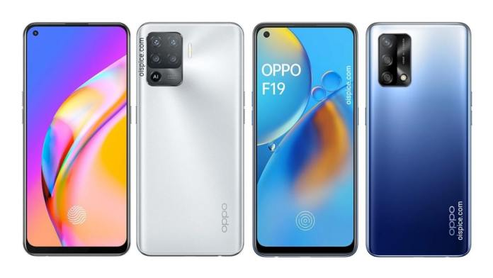 Oppo F19 and F19 Pro