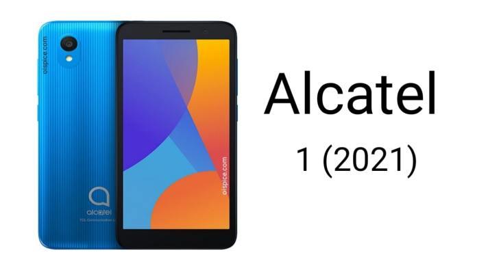 Alcatel 1 (2021)