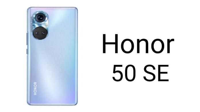 Honor 50 SE