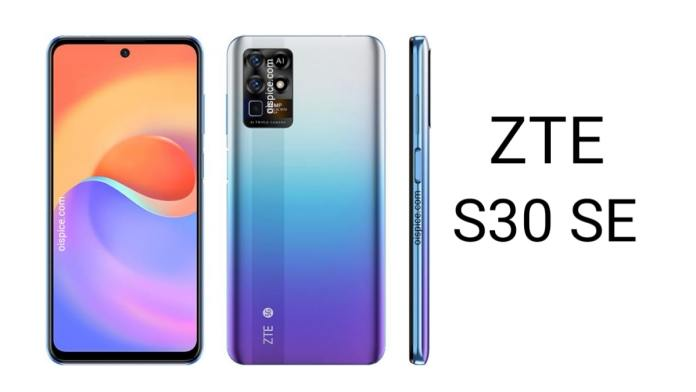 ZTE S30 SE