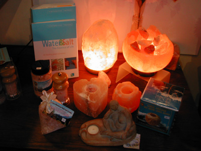 Himalayan Salt Lamps Use Special Bulbs !!! Randomly Mental