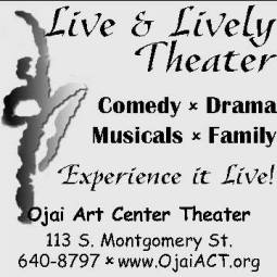 Ojai Art Center Theatre