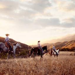 Ojai Valley Trail Riding Company at Oso Ranch