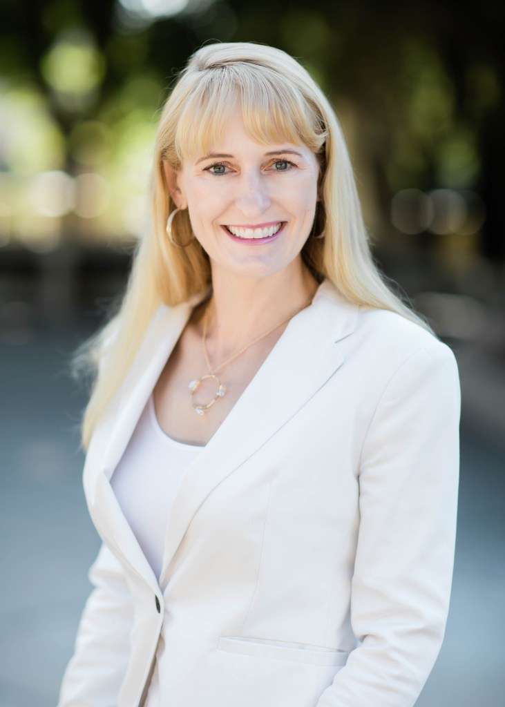 Ojai Unified School District's Dr. Tiffany Morse