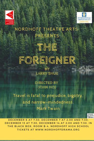 nordhoff theatre arts