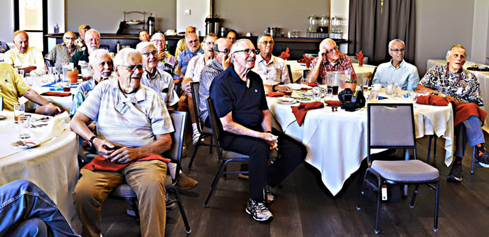 ojai valley retired men's club