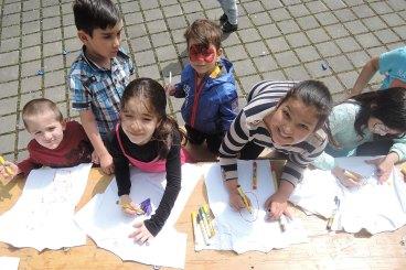 Kinder- und Jugendtreff in der HG Siedlung