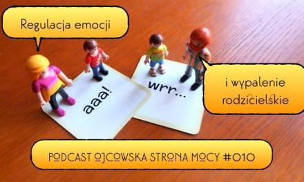Regulacja emocji i wypalenie rodzicielskie – dr Dorota Szczygieł | OSM Podcast #010