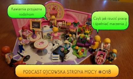 Kawiarnia przyjazna rodzinom, czyli jak rzucić pracę i spełniać marzenia – Agnieszka Łukomska | OSM Podcast #018