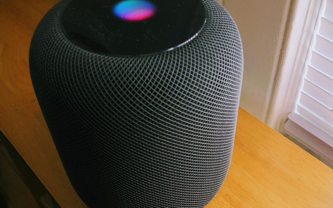 I try out Apple's new HomePod for TidBITS