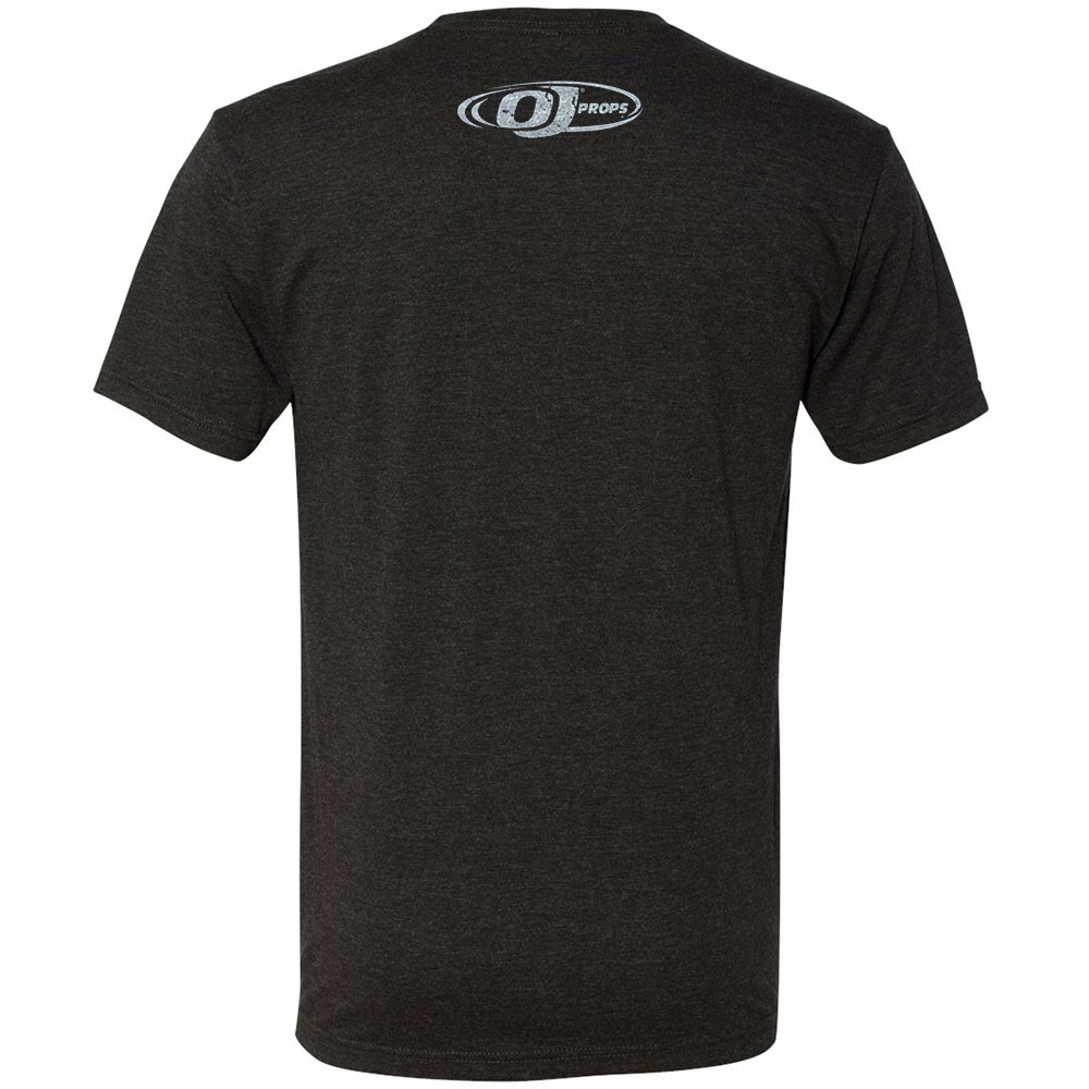 OJ Props - Pioneer Charcoal Back