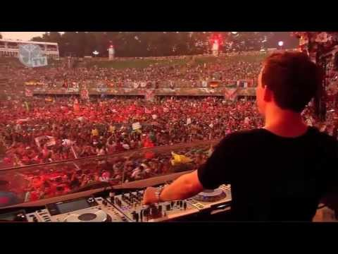 Hardwell Live @ Tomorrowland 2013 – (HD Video) [Download]