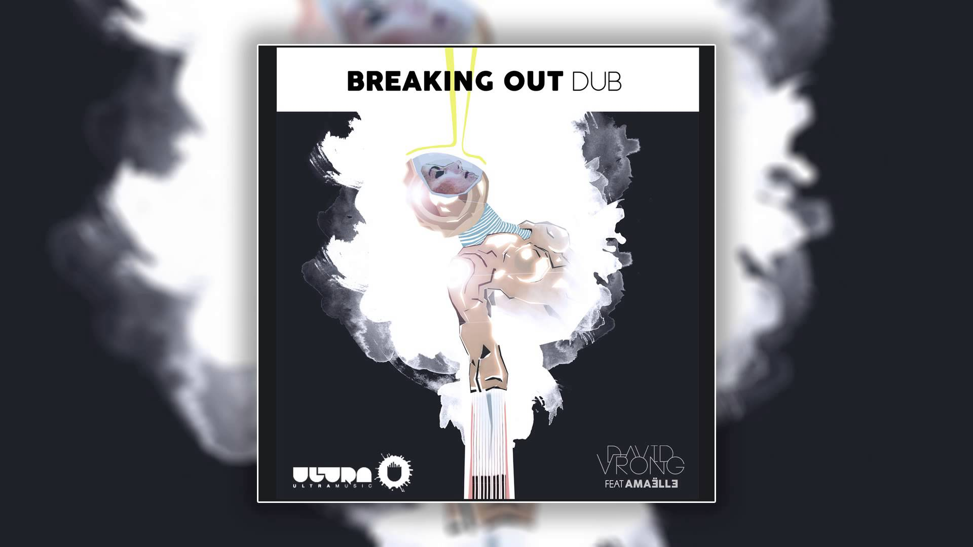 David Vrong feat. Amaëlle – Breaking Out (Dub Mix) [Cover Art]