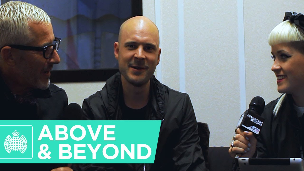 Ministry of Sound's Clubbers Guide at SW4 – Above & Beyond Interview