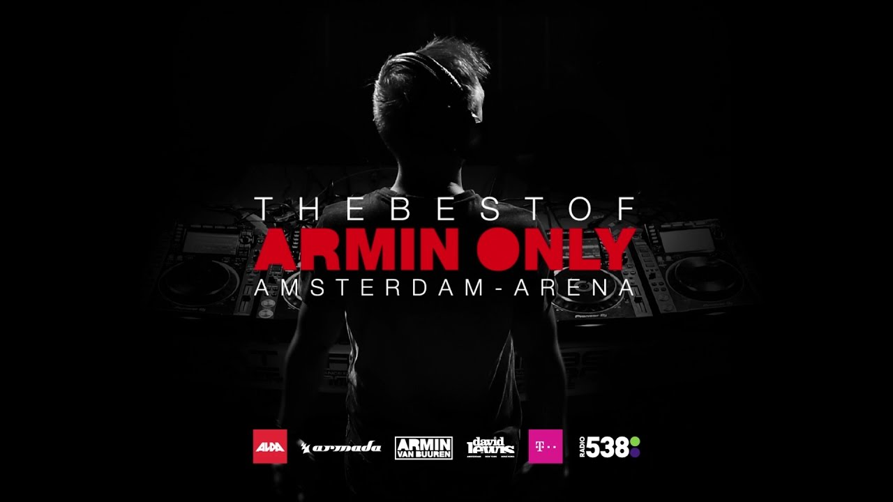 The Best Of Armin Only – Special Guests Anouncement