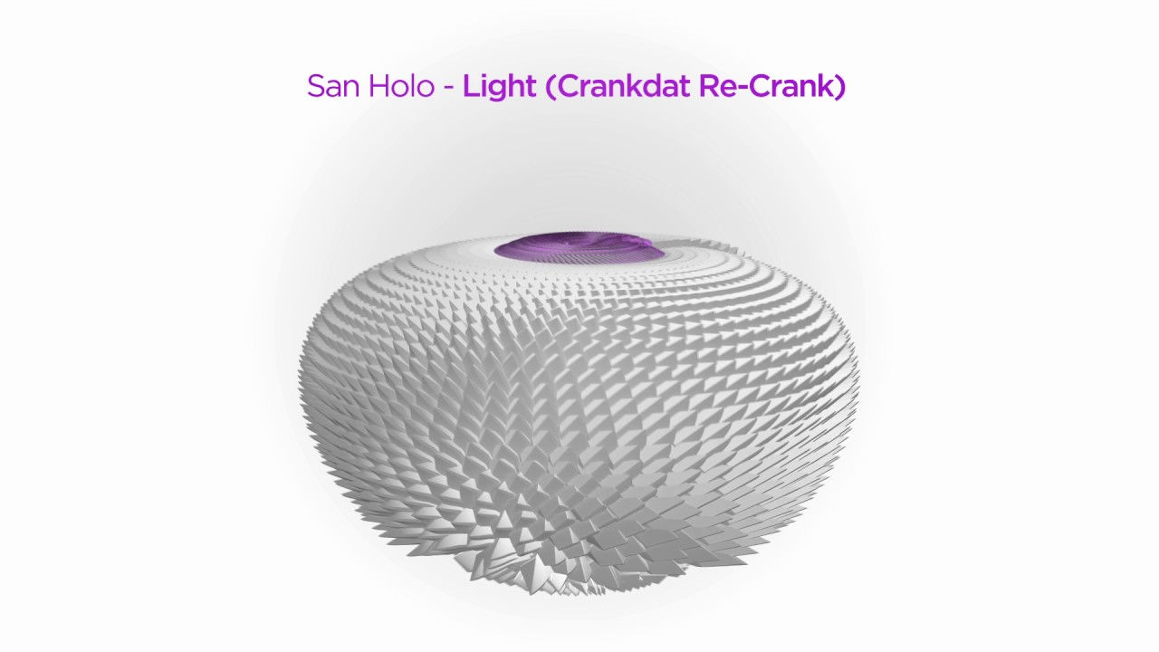 San Holo – Light (Crankdat Re-Crank)
