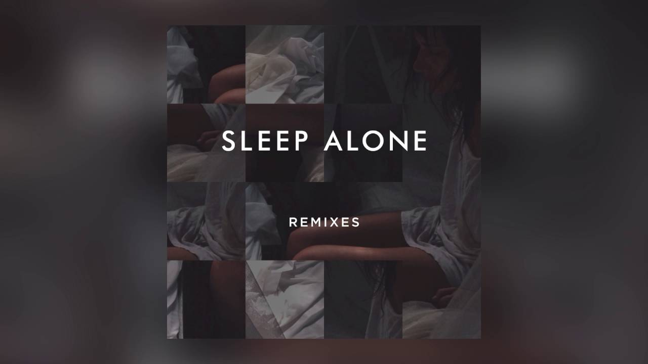 Black Coast – Sleep Alone feat. Soren Bryce (Reuben Keeney Remix) [Cover Art]