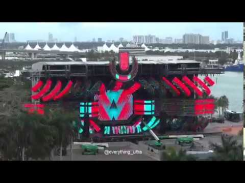Ultra Music Festival 2017 – Miami – Stages