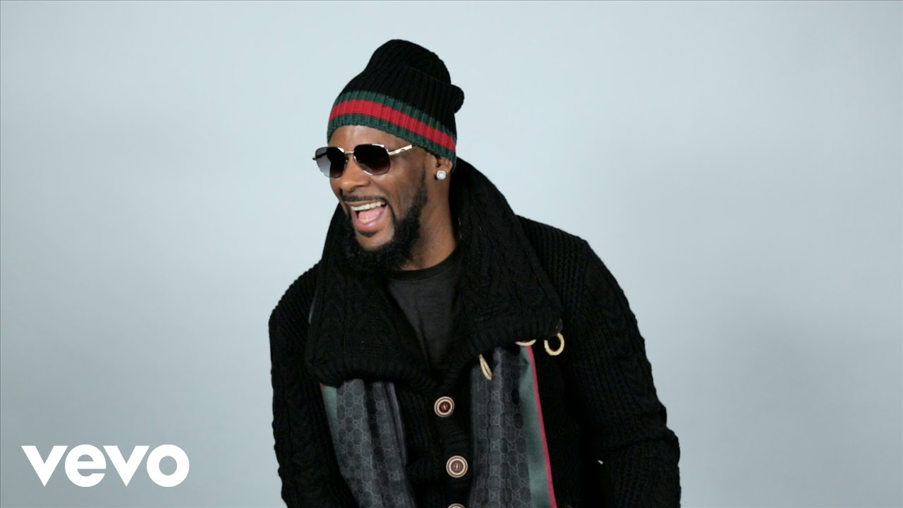 R. Kelly – :60 With (Christmas Special)
