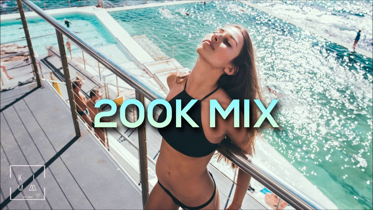 200K Special 🌞 Vocal Deep House Chillout Mix 2018