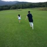 大阪市の茶臼山は、小学生の最高の遊び場だ!