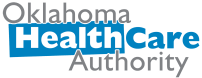 Oklahoma Health Care Authority logo