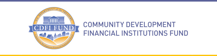 Community Development Financial Institutions Fund logo