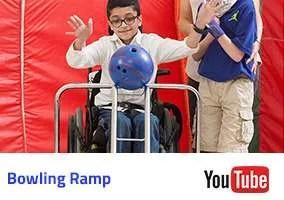 Bowling Ramp Video
