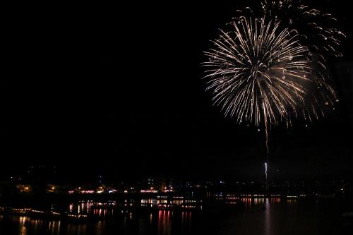日田川開き観光祭、無事終了。
