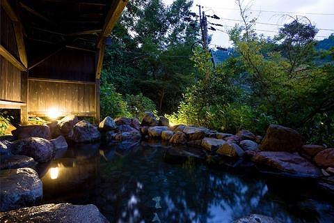 露天風呂「瀧見の湯」