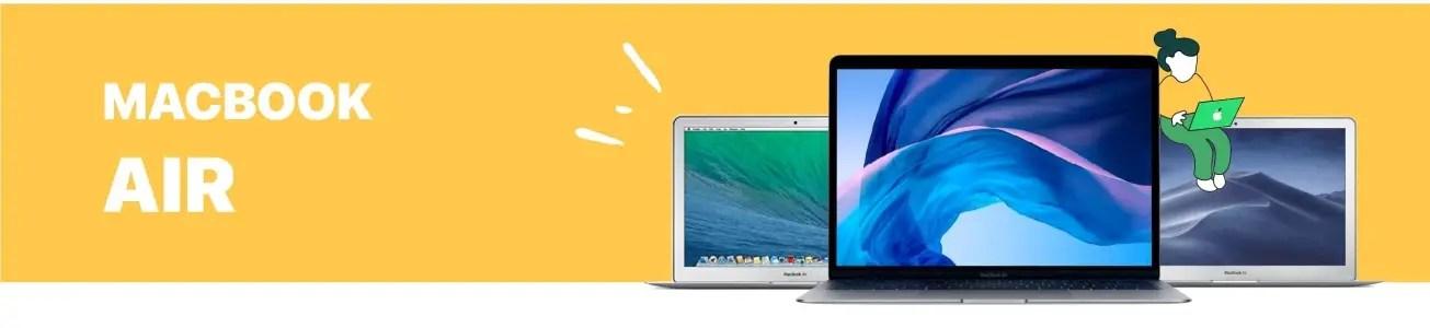 macbook air d occasion et reconditionne