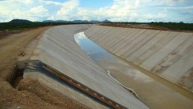 Foto de Jati-Ce: Ministro vem ao Ceará para liberar testes de envio da água para o Cinturão das Águas