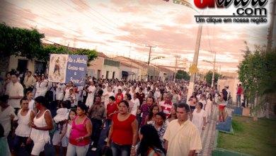 """Photo of Milagres-Ce: Centenas de fiéis devem participar do início das festividades religiosas; amanhã tem início a """"festa social"""""""