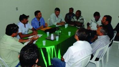 Foto de Prefeitura inicia elaboração do Plano 'Irriga Barro'