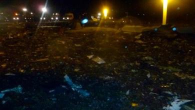 Foto de Acidente com avião mata 50 pessoas na Rússia