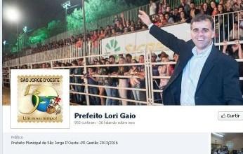 Photo of Prefeito renuncia por se achar incapaz de combater a corrupção