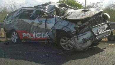Photo of MORADA NOVA: Policial morre e outro fica ferido em capotagem