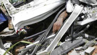 Photo of Em nova Olinda Motorista e ajudante morrem presos às ferragens após acidente com um caminhão