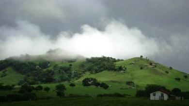 Photo of Chove pela região, em Milagres-CE dia amanhece nublado podendo chover no fim de semana; confira