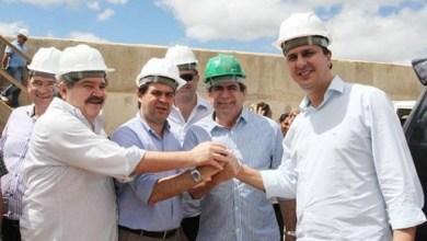 """Foto de Transposição: Camilo recusa convite para estar com Bolsonaro no Ceará; """"concebida e tocada no Governo Lula"""""""