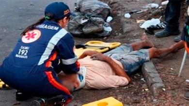 Photo of Várzea Alegre-CE: Agricultor de 76 anos é atropelado por moto guiada por adolescente