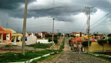 Foto de Fuceme registra chuva no Ceará, o maior volume foi em Penaforte