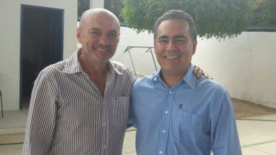 Foto de Porteiras-Ce: Fabio Pinheiro homologa candidatura e repete chapa com Aníbal Tavares
