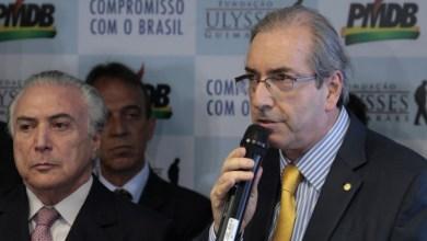 Foto de Eduardo Cunha irá responder a parte das perguntas feitas a Temer pela PF