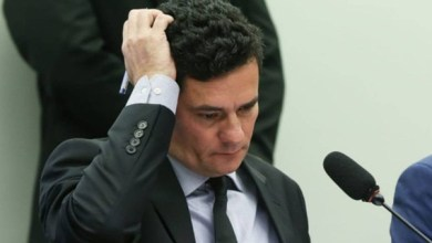 Foto de Sai ou fica? Sergio Moro diz a aliados que estuda pedir demissão