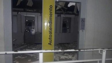 Photo of Nova Olinda-Ce: Quadrilha explode agência bancária e foge com reféns